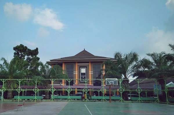 Kampus Perkuliahan Beberapa Jurusan di UNTIRTA Serang Banten Tahun 2021