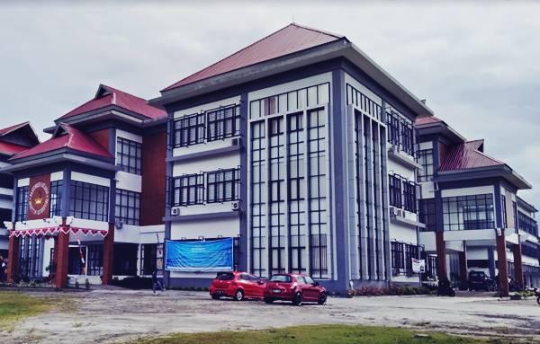 Kampus Perkuliahan Jurusan Kedokteran Umum di UNPATTI Maluku