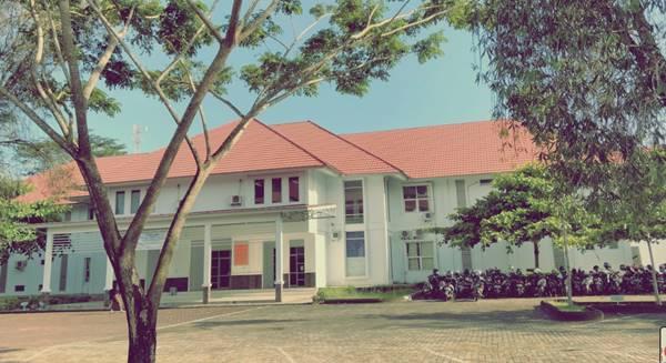Kampus Perkuliahan Salah Satu Jurusan di UNIB Bengkulu (Prodi Teknik Informatika)