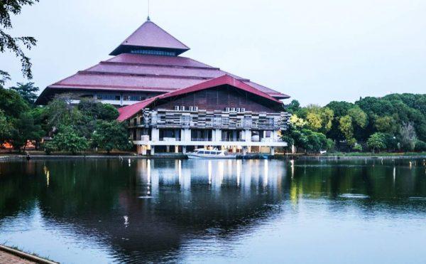 Bangunan Ikonik di Universitas Indonesia