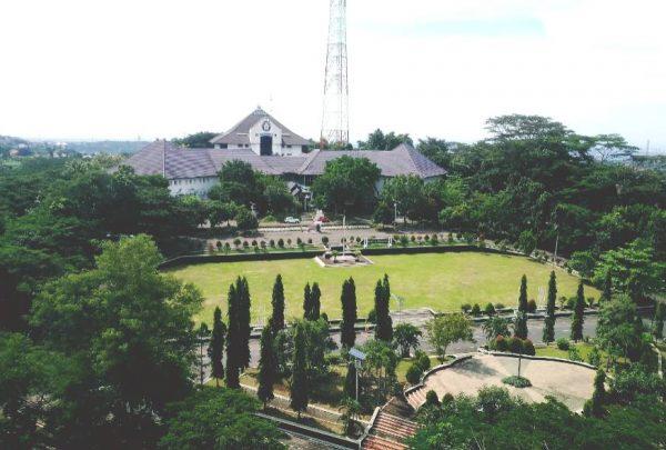 Kampus Universitas Diponegoro Tembalang