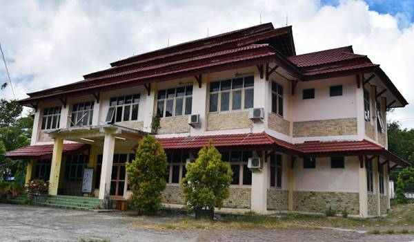 Kampus Universitas Negeri Papua