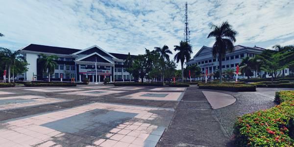 Kampus Universitas Syiah Kuala Banda Aceh, Nanggro Aceh Darussalam
