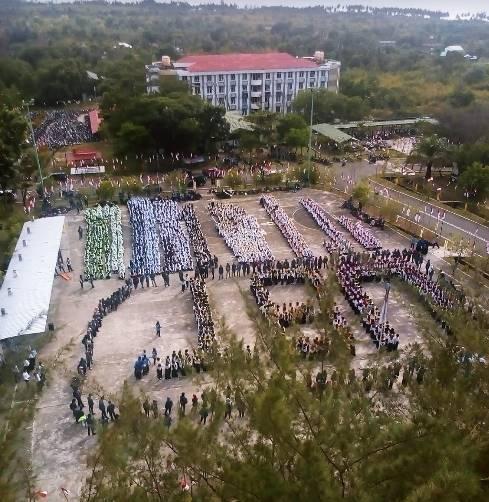 Kampus Utama Universitas Borneo Tarakan