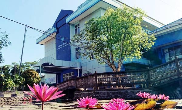 Kantor Dekanat Fakultas Ilmu Sosial dan Ilmu Politik (FISIP) Universitas Mulawarman Samarinda