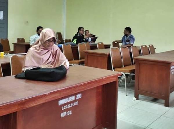 Kegiatan Sosialisasi Pemilihan Calon Anggota Senat Universitas Musamus Merauke