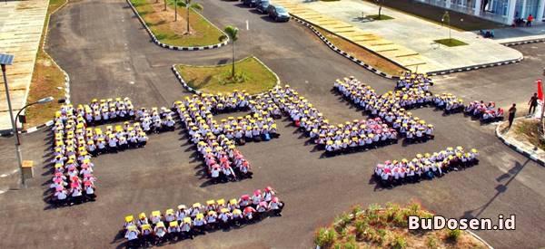 Masa Orientasi Mahasiswa Baru Jurusan Produksi dan Industri ITERA Lampung