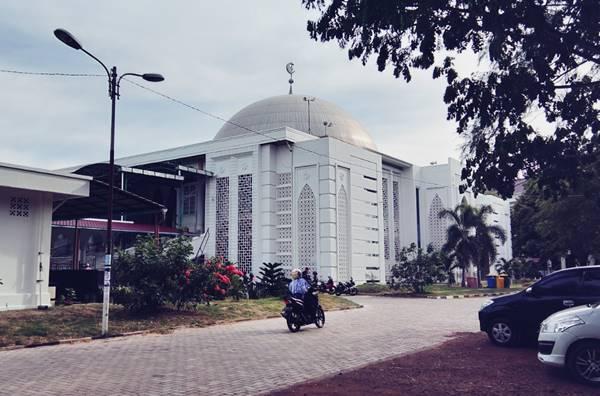 Masjid Jamik Kampus Universitas Syiah Kuala