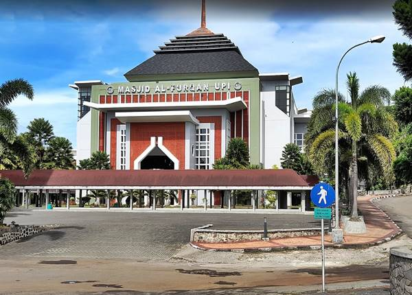 Masjid Kampus Al Furqon UPI Bandung