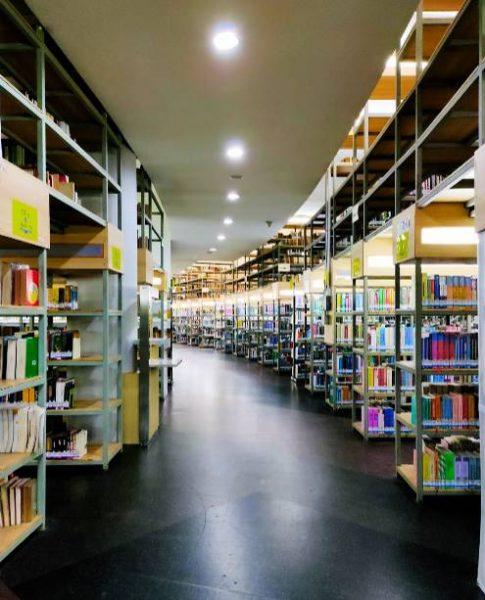 Perpustakaan Di Universitas Indonesia