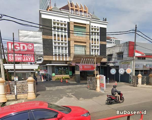 Rumah Sakit Umum Sriwijaya sebagai Lokasi Pendidikan Spesialis UNSRI