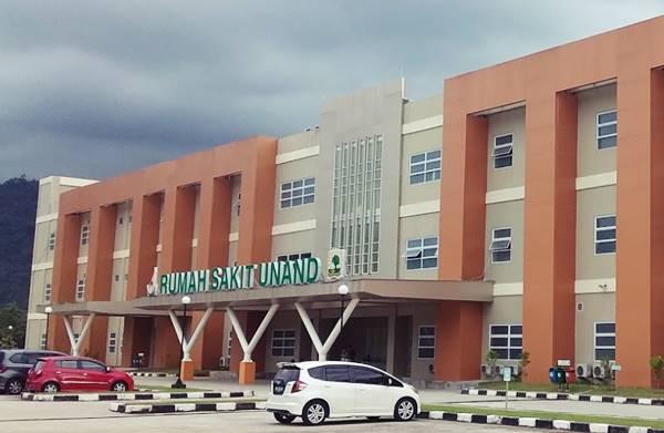 Rumah Sakit Universitas Andalas, Lokasi Penunjang KBM untuk Jenjang Spesialis di Kampus UNAND