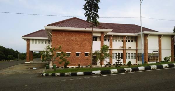 Salah Satu Bangunan Pendidikan Salah Satu Jurusan di UBB Pangkalpinang