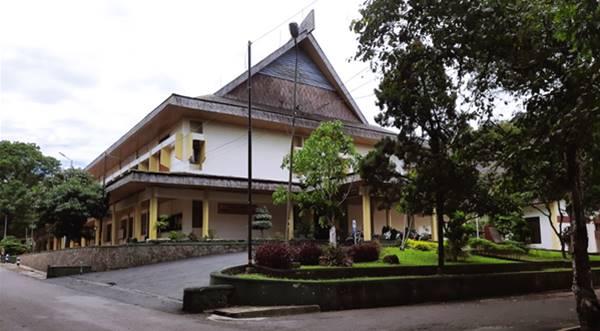 Salah Satu Kampus Perkuliahan Universitas Siliwangi Tasikmalaya Jawa Barat