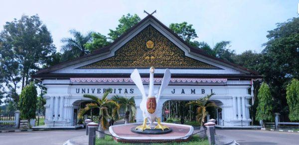 Kampus Universitas Jambi