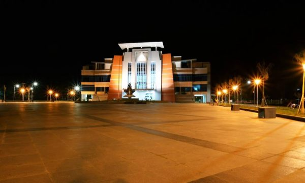 Bangunan Ikonik di Universitas Negeri Gorontalo